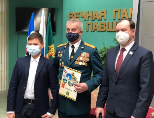 Ангарск: состоялось торжественное вручение паспортов Российской Федерации юным гражданам Ангарска