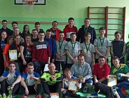 Балаганский район: состоялся турнир по футзалу «Молодежь Балаганского района»