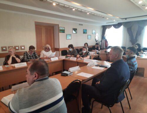 Зима: состоялось заседание координационного совета по развитию добровольчества