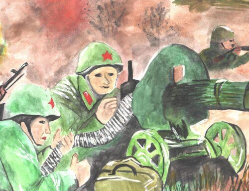 Балаганский район: подведены итоги конкурса рисунков «Они сражались за Родину…»