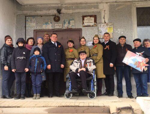 Чунский район: прошли мероприятия в честь Дня Победы