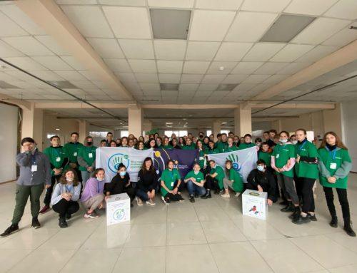 Более 50 жителей Нижнеудинска от 16 до 19 лет посетили образовательный семинар в Нижнеудинском районе