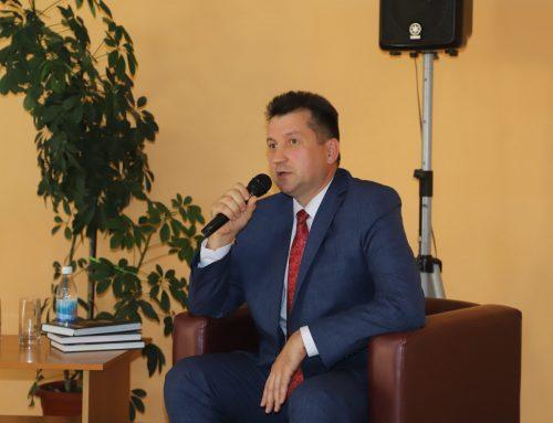 7 октября прошел Открытый диалог с мэром Усольского района